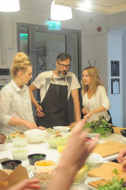 Gotowanie z Jadłonomią