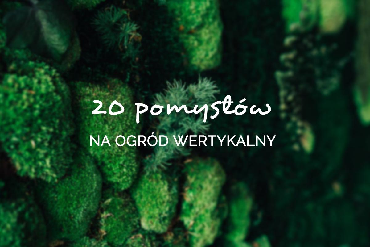 20 pomyslow na ogrod wertykalny diy zrob to sam