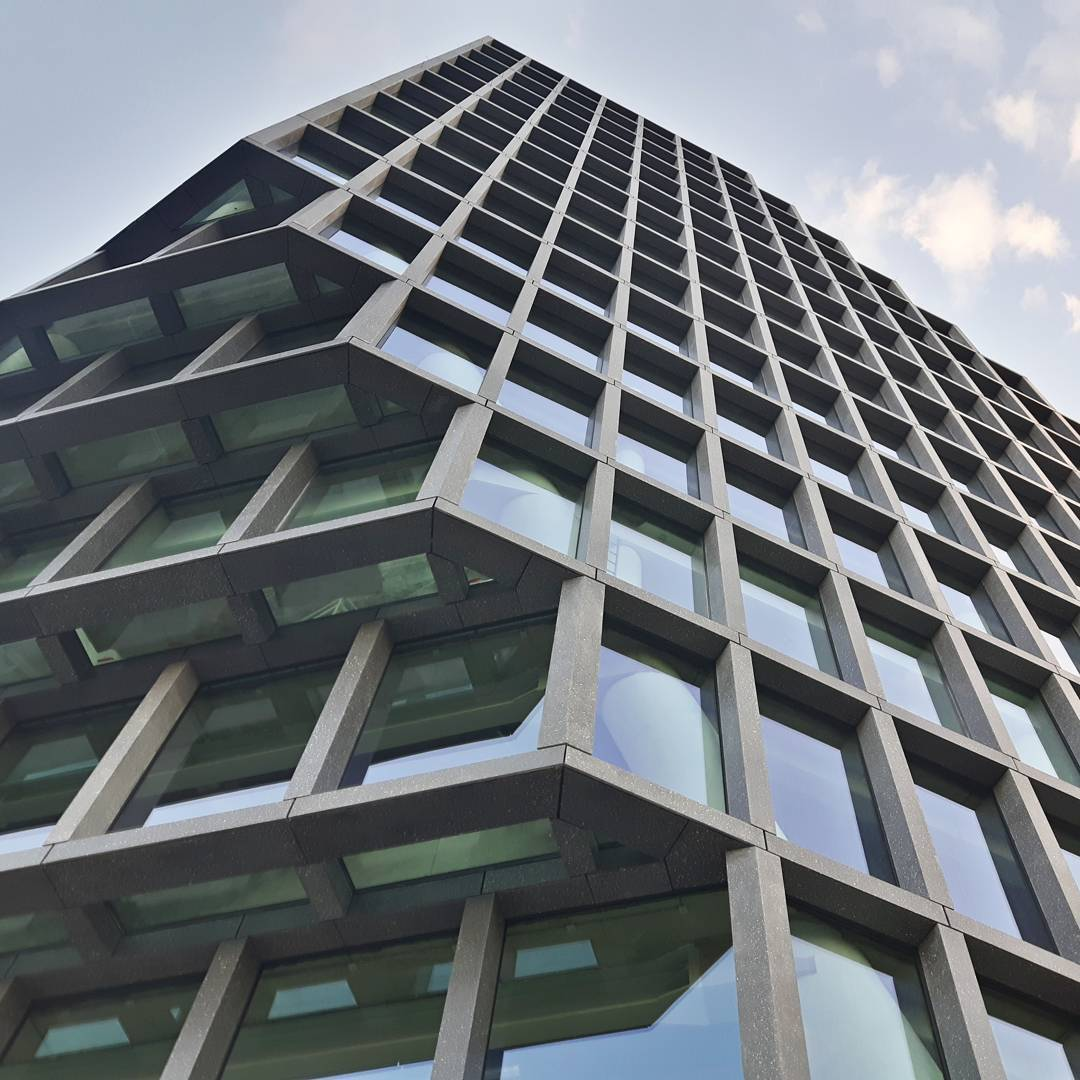 Bałtyk to nowy budynek przy rondzie Kaponiera. Robi wrażenie!