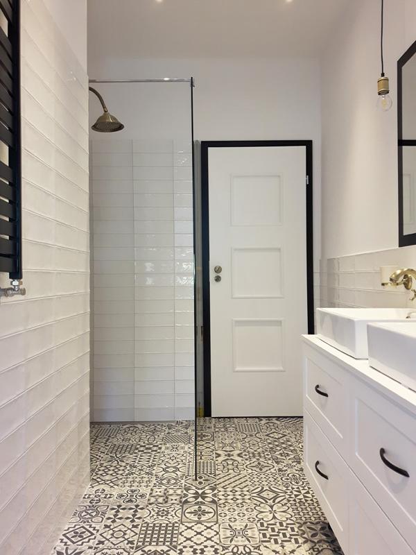 15 Pomysłów Na Aranżację Czarno Białej łazienki Pozytywne