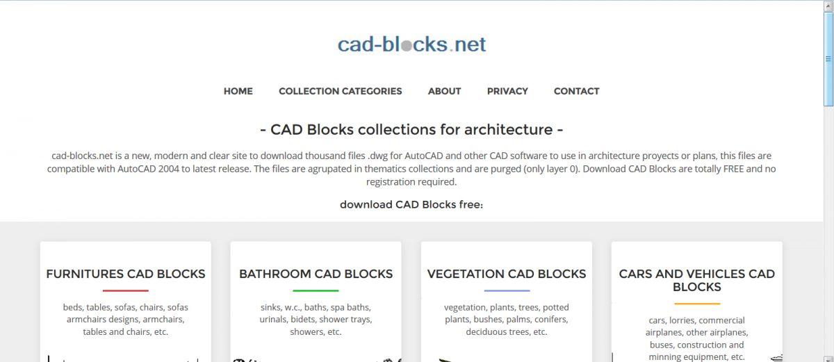 cadblocks