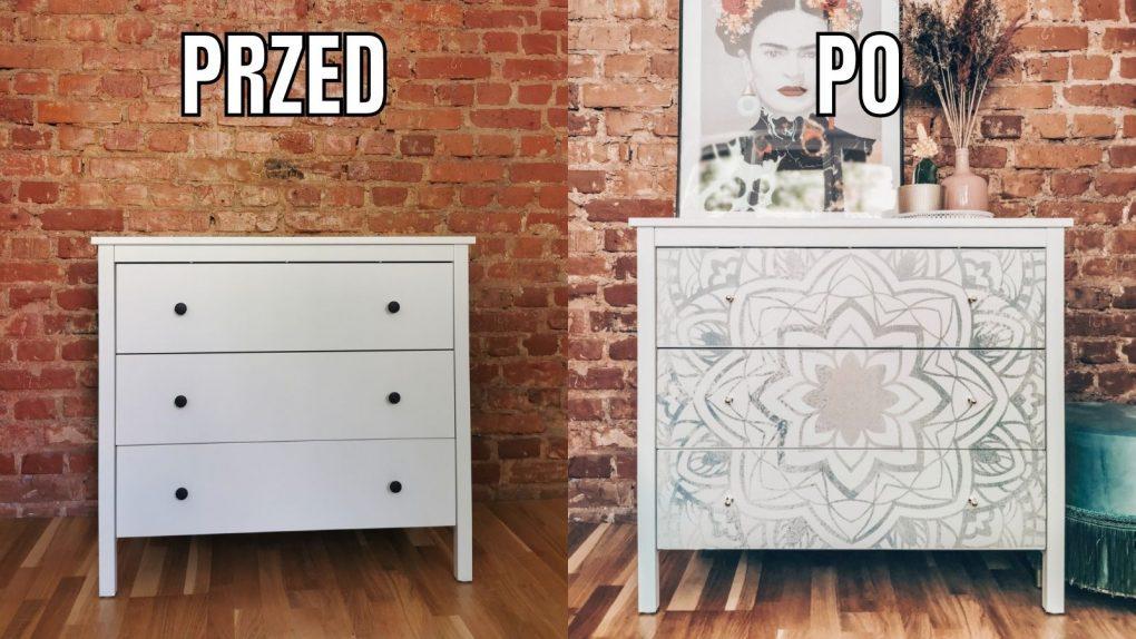komoda, fototapeta, ściana z cegłą, frida khalo, plakaty